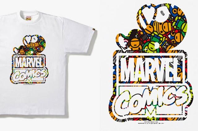 BAPE+X+MARVEL+logo