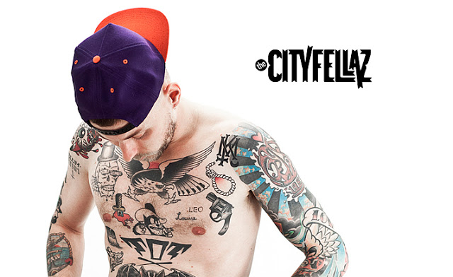 Cityfellaz+Logo