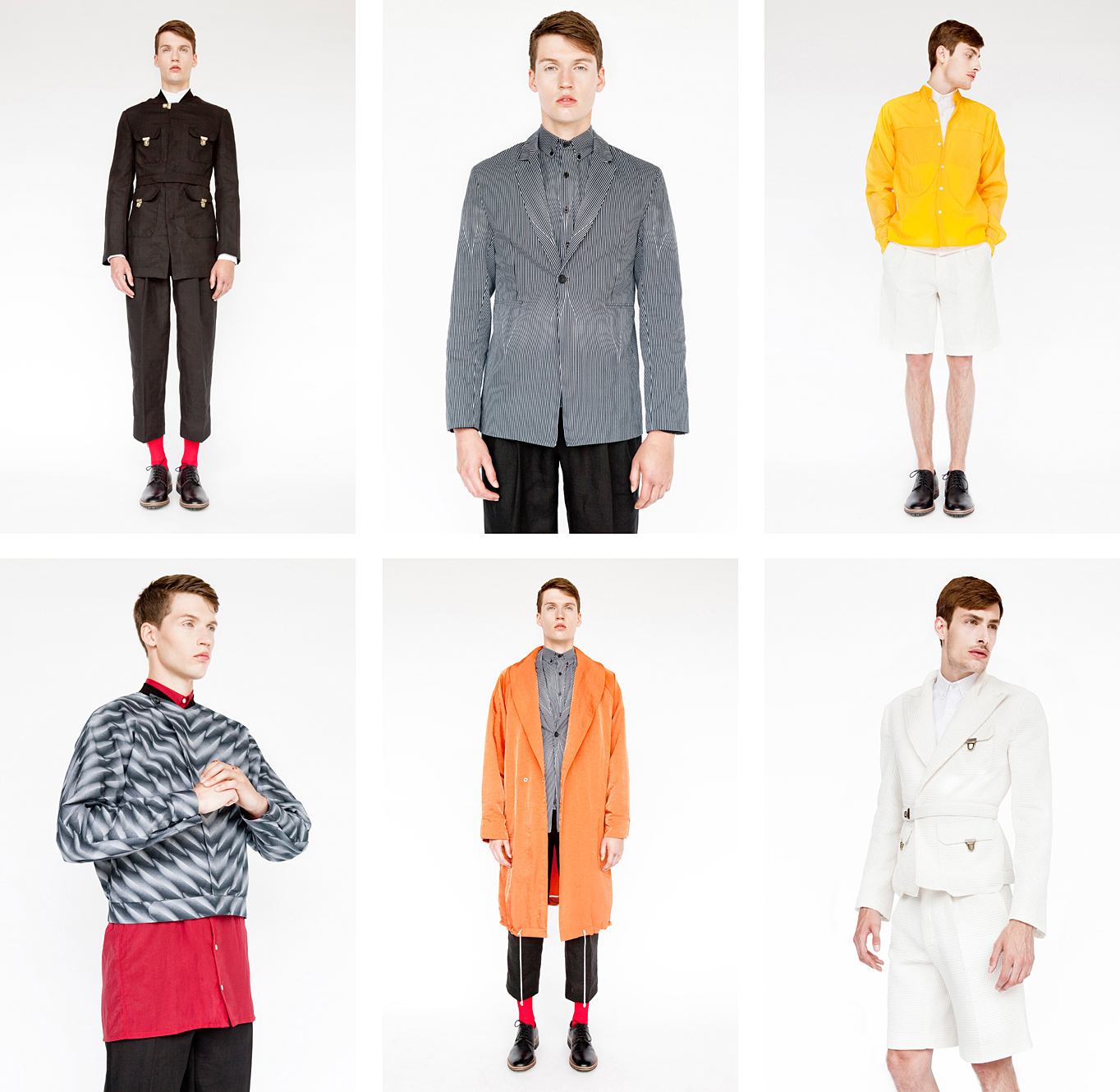 Marius Petrus SS13 collection