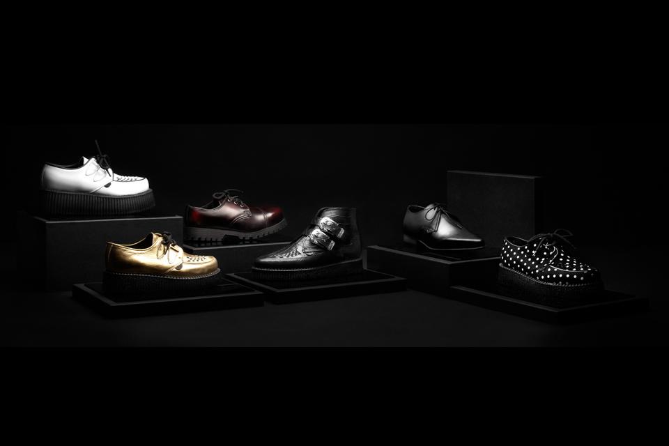 Underground Footwear Collection