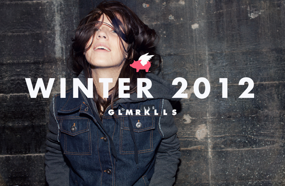 Glamour Kills Winter 2012 collection
