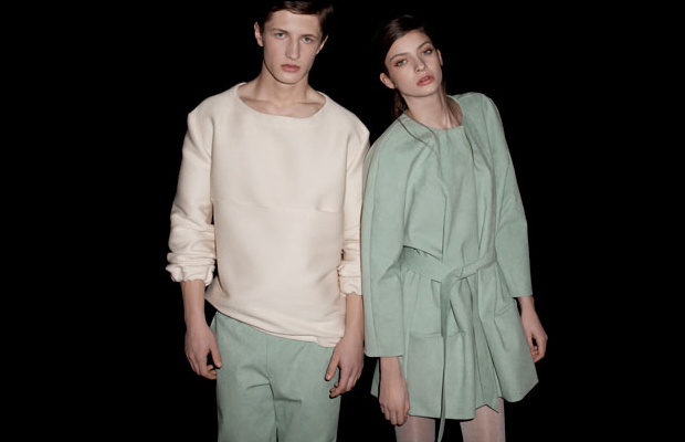 Hien Le AW 12 campaign - Photos by Amos Fricke