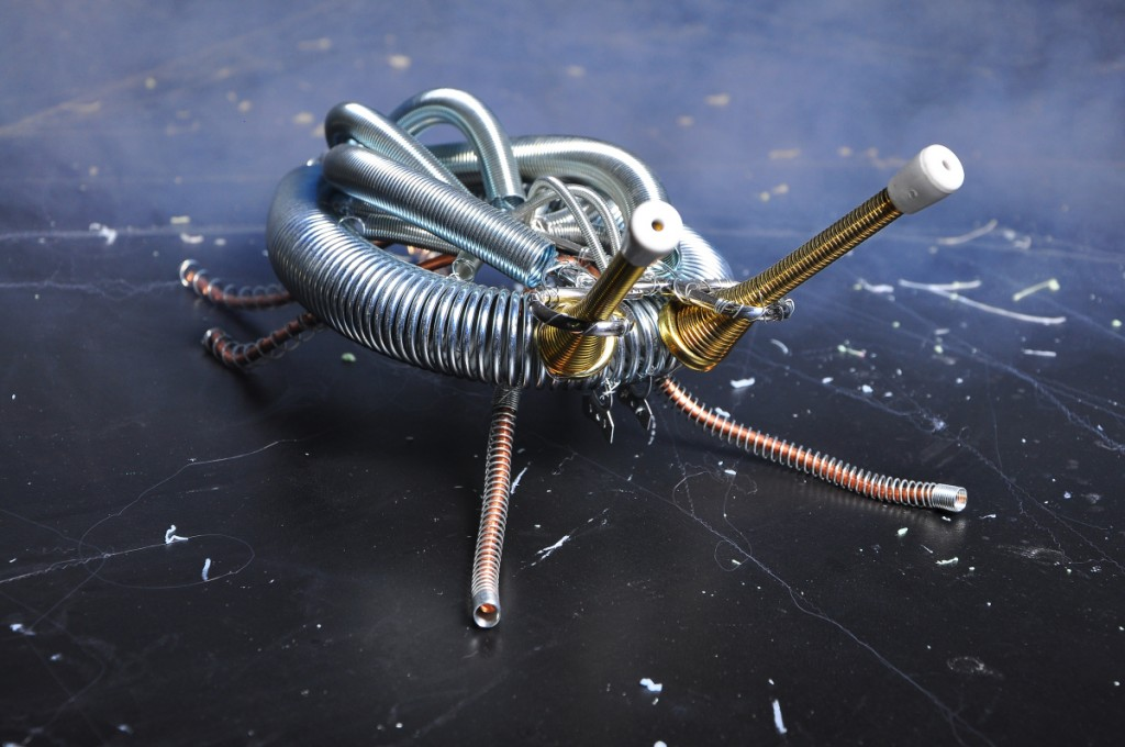 Ken Bessemer jewelry bugs