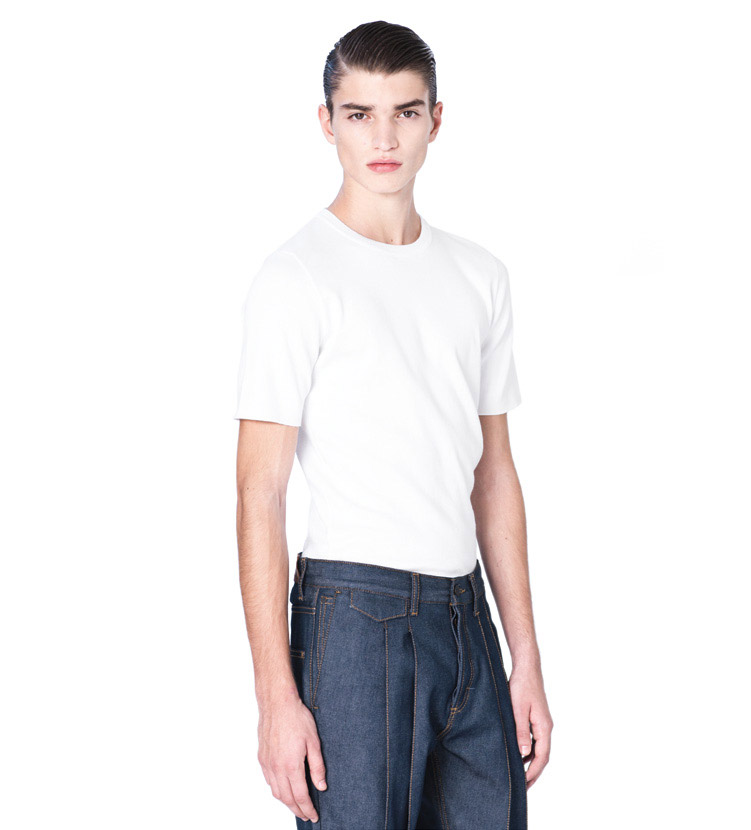 Kris Van Assche x Lee SS 13 collection