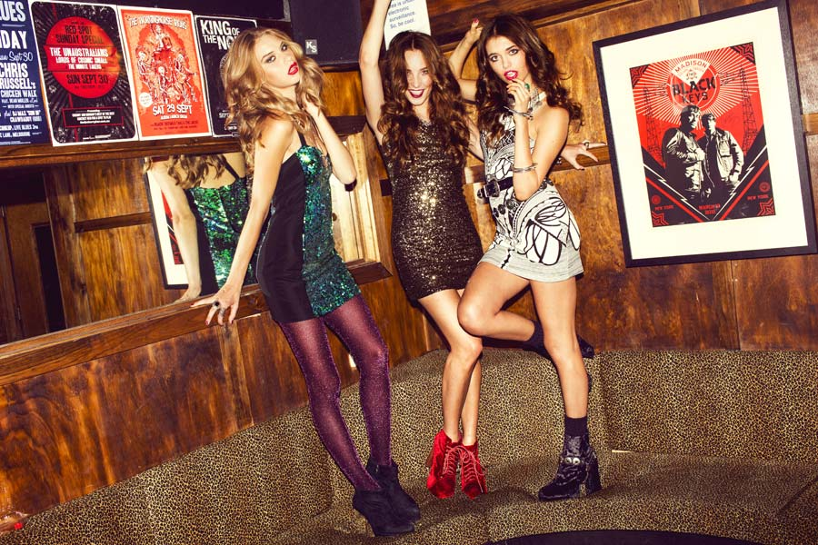 MINK PINK X URBAN OUTFITTERS 2012 collection