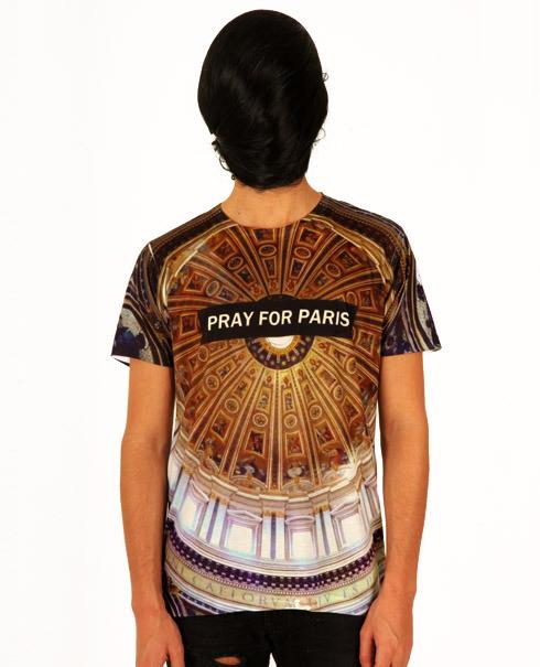 Pray For Paris AW12-3 collection