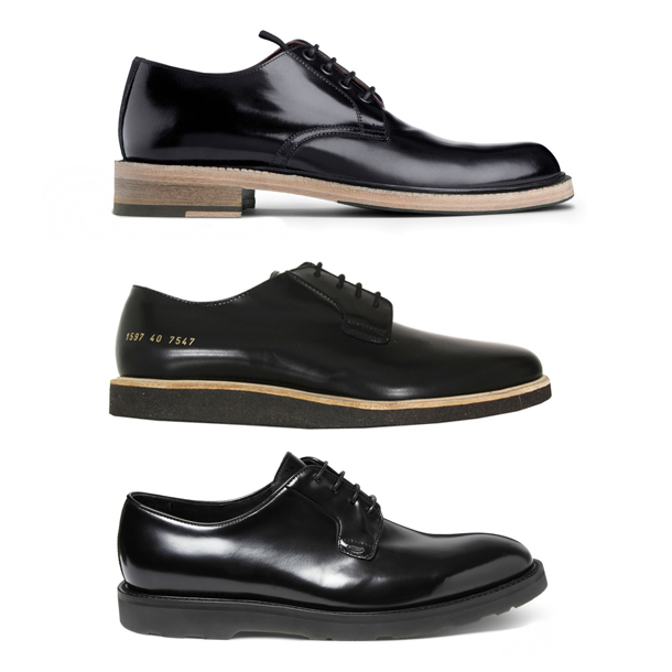 derby shoes chasseur choices