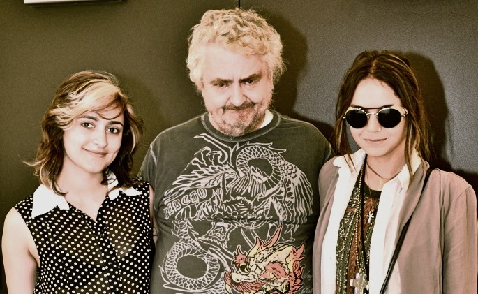 Chasseur's meet & greet with Daniel Johnston