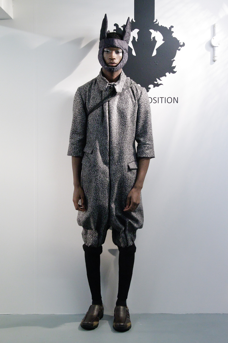 A La Disposition 2013 AW London Collections Men