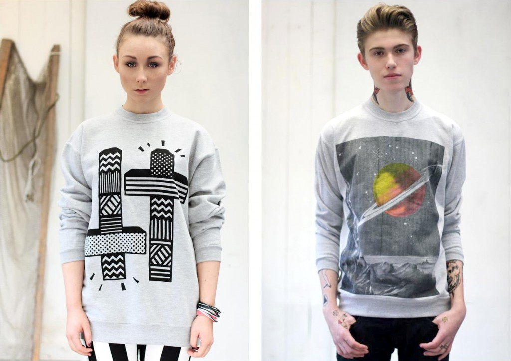 ART DISCO  2012 'SMELLS LIKE TEEN WOLF' COLLECTION