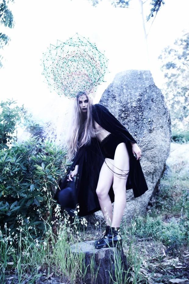 Ankha Clothing 'Alkimica' by Janine Kuschke