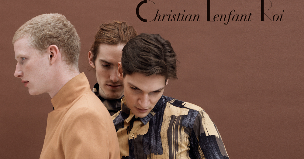 Christian L'Enfant Roi 2013 A/W Preview