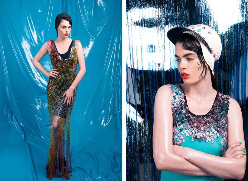 Jane Bowler SS13 Undercurrent Collection