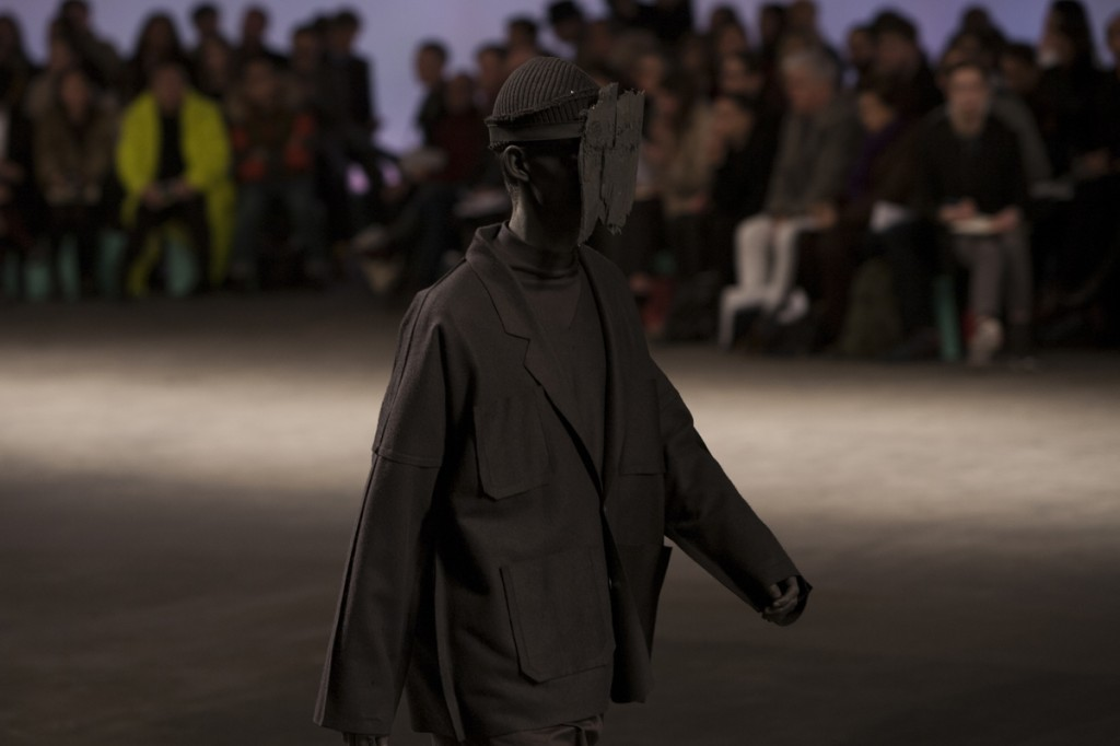 London Collections Men 2013 MAN © CHASSEUR MAGAZINE