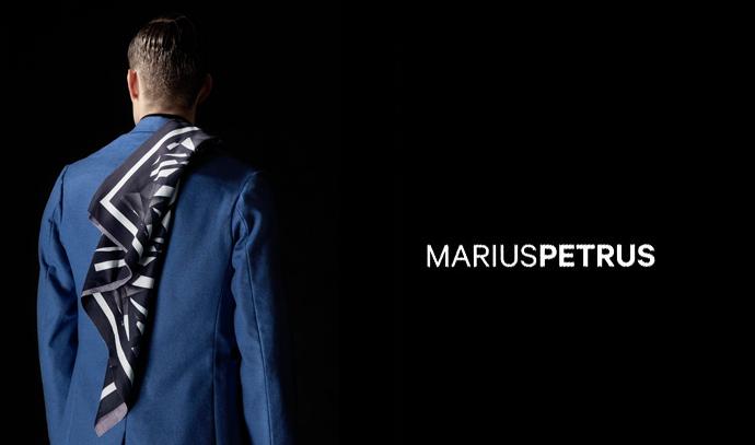 Marius Petrus Logo
