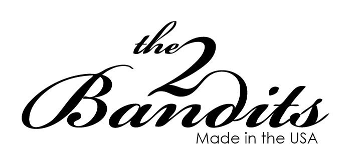 The 2 Bandits logo