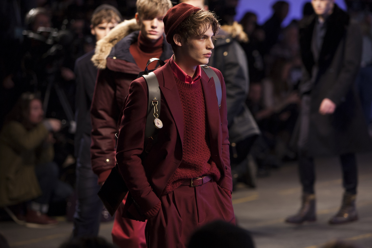 Topman Design 2013 - London Collections Men © CHASSEUR MAGAZINE