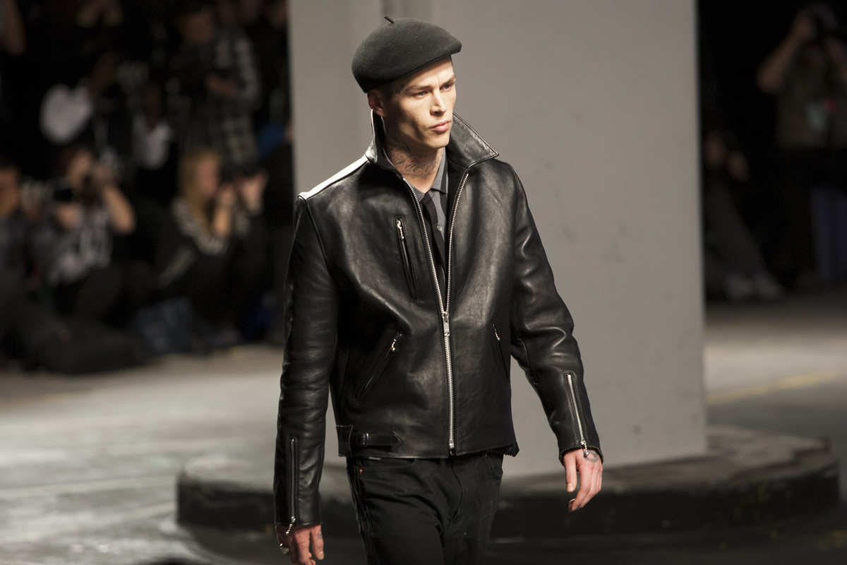 YMC AW 2013 - London Collections Men © CHASSEUR MAGAZINE