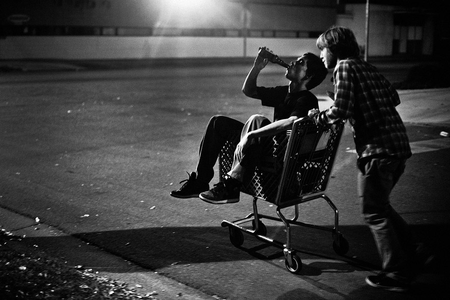 An inside look at street skating © Mike Belleme