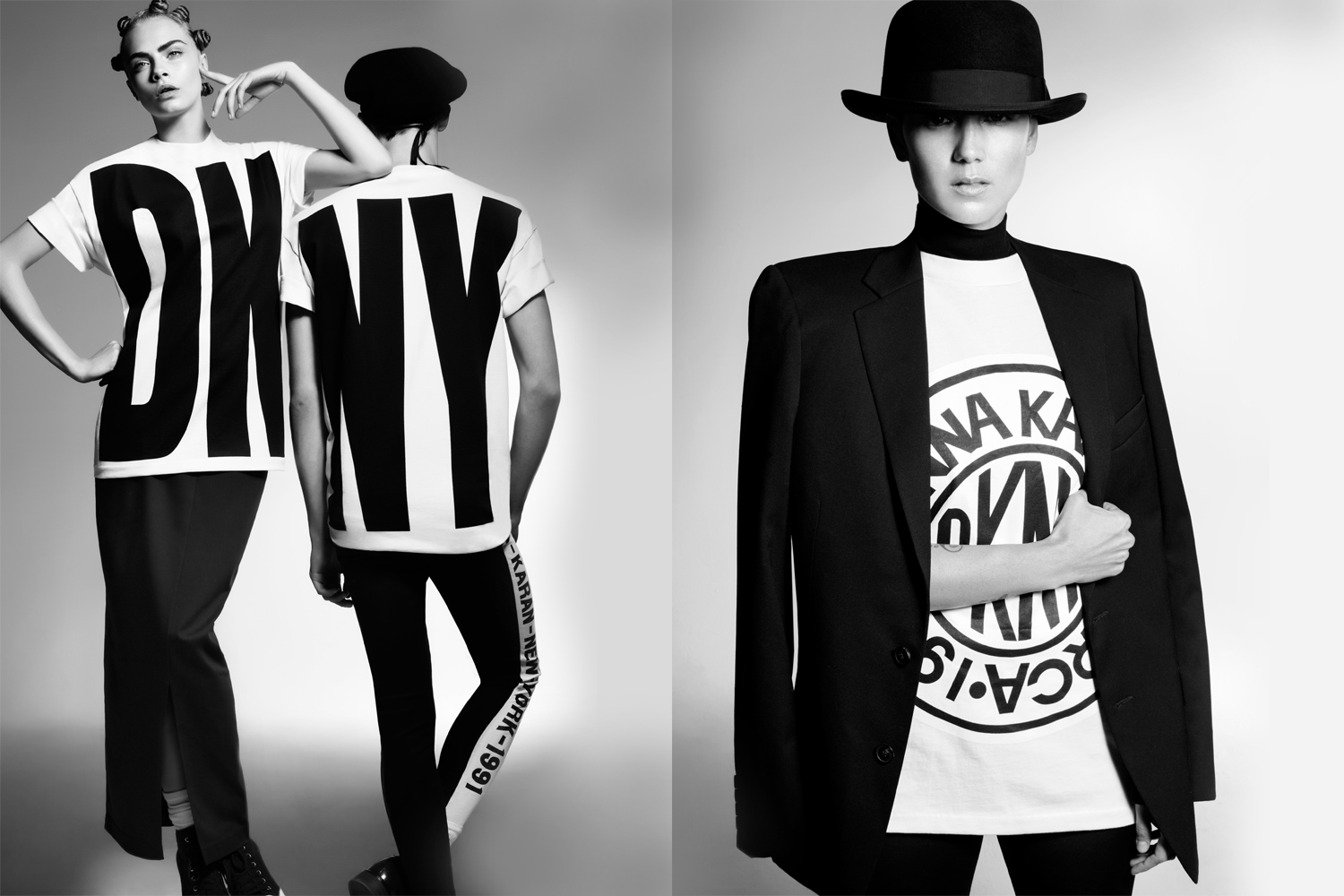 DKNY X OPENING | CEREMONY 2013 COLLECTION