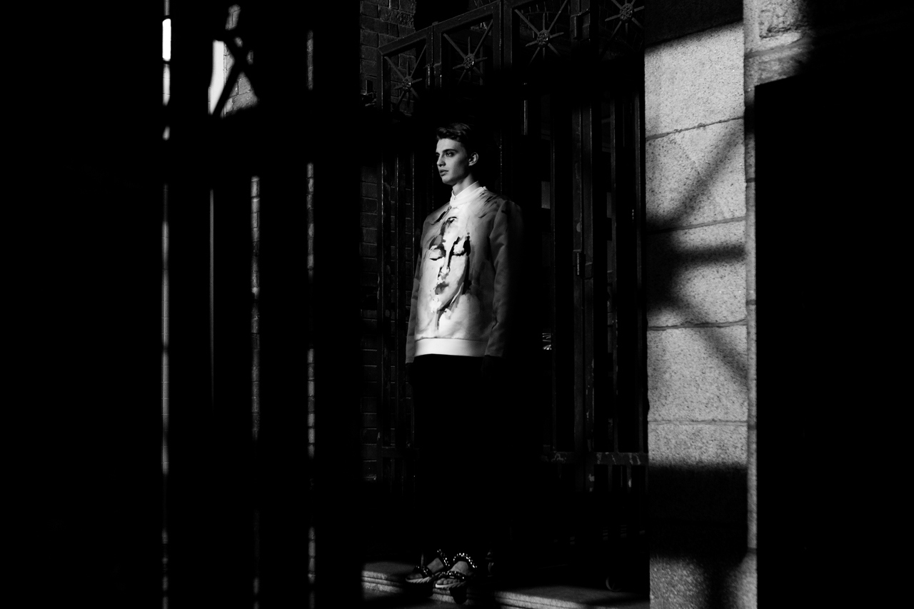 Givenchy X Hypebeast 2013 SS editorial