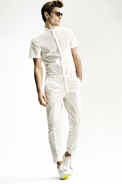 H&M 2013 Spring Summer Mens Collection