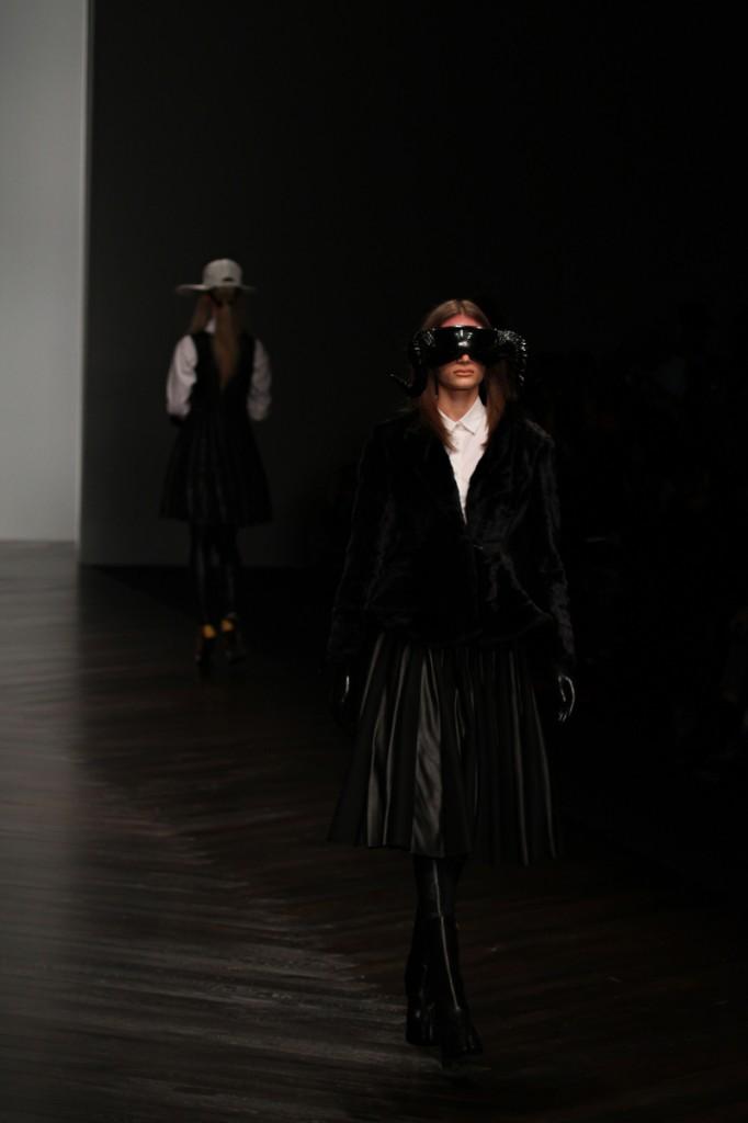 KTZ 2013 AW London Fashion Week © CHASSEUR magazine