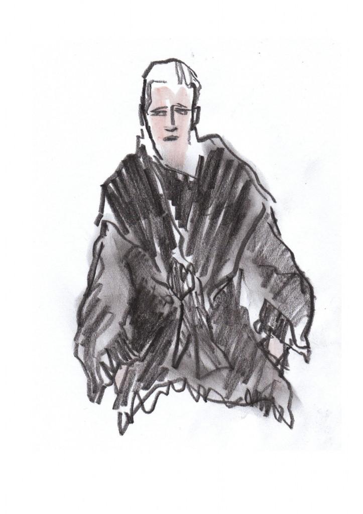 Maria Grachvogel - LONDON FASHION WEEK © CHASSEUR Magazine