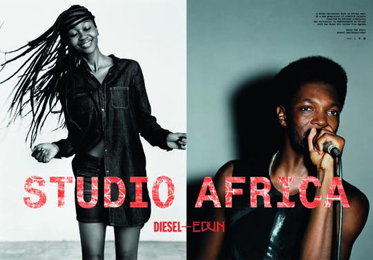 Diesel + Edun Project - Studio Africa