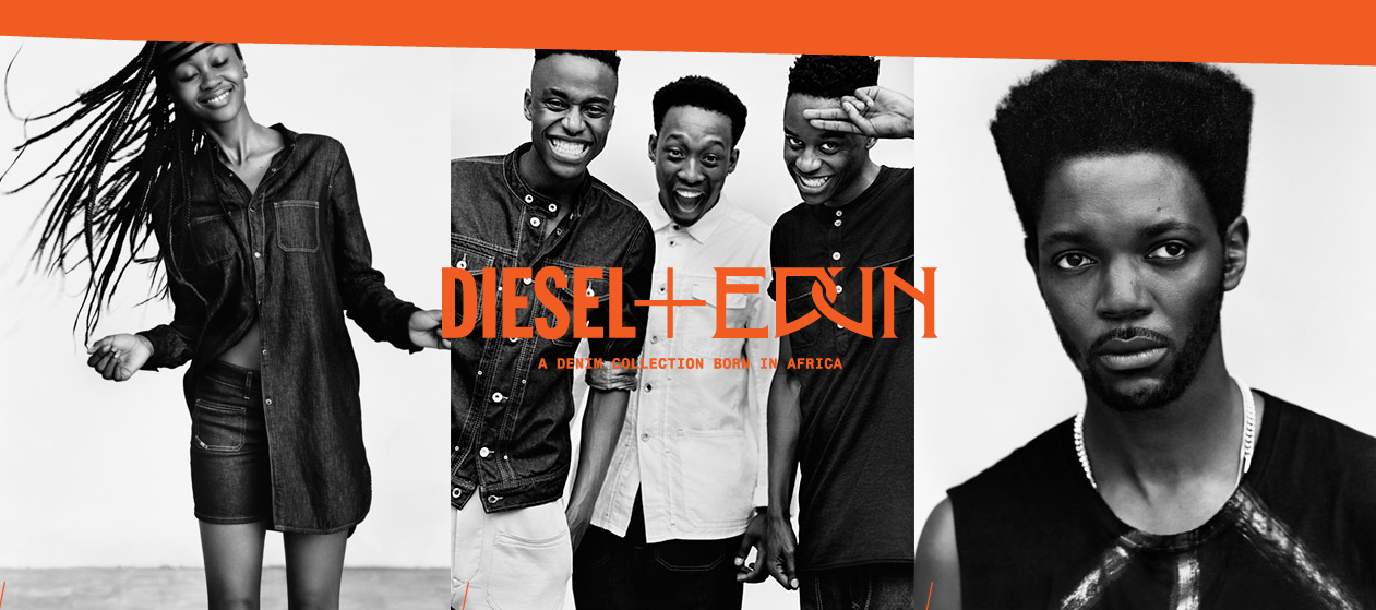 Diesel and Edun Project : Studio Africa