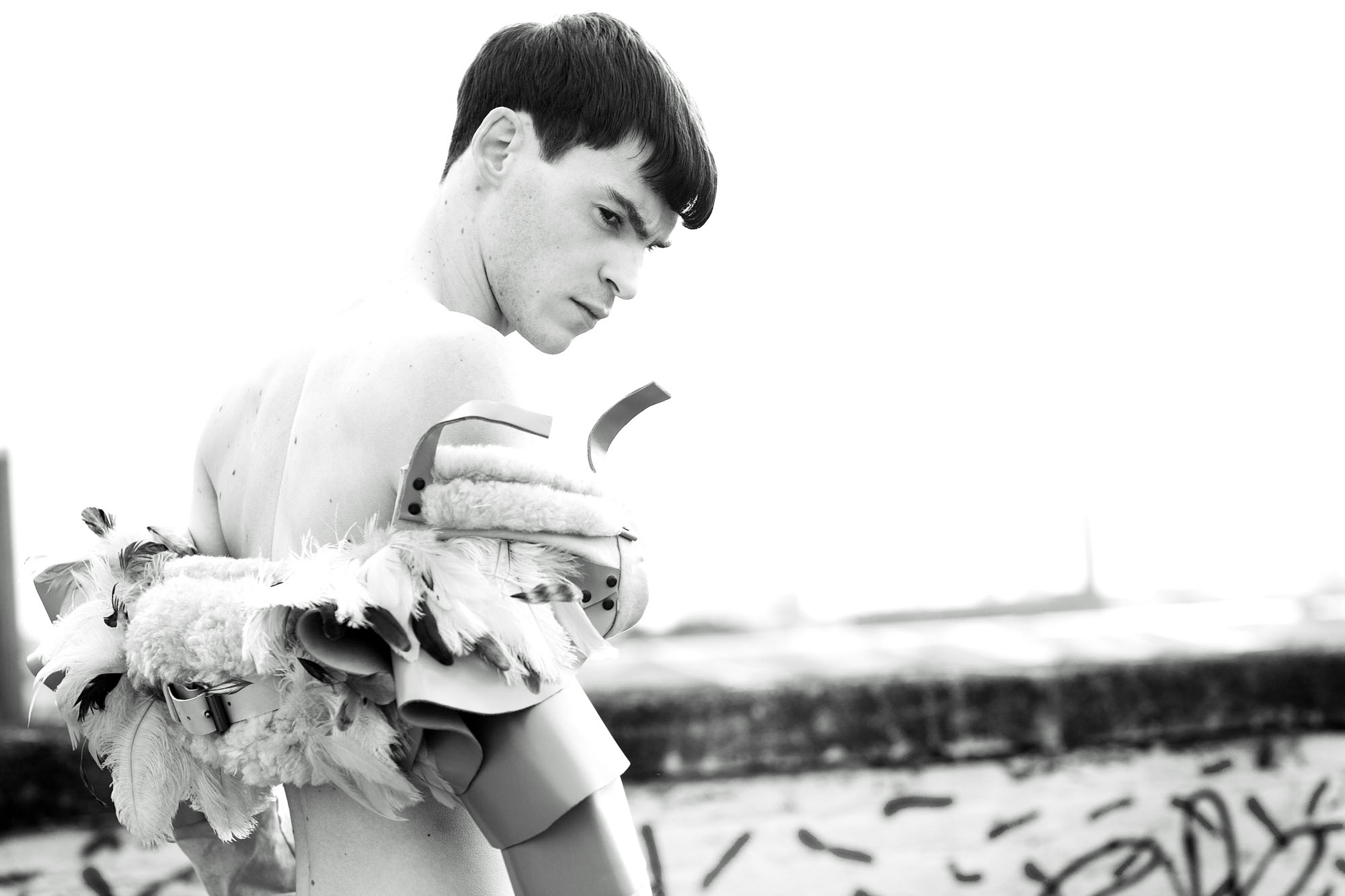 Emmanuel Corre  by Vic Lentaigne for CHASSEUR MAGAZINE