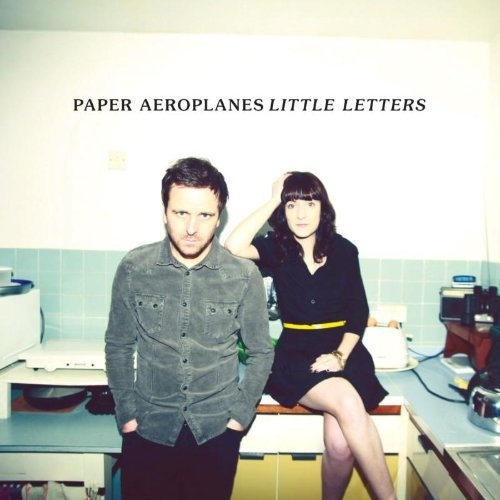 Paper Aerplanes 'Little Letters'