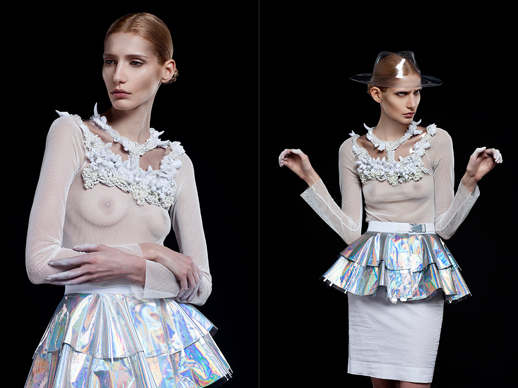 Sasha Kanevski Kiev 2013 Spring Summer Collection