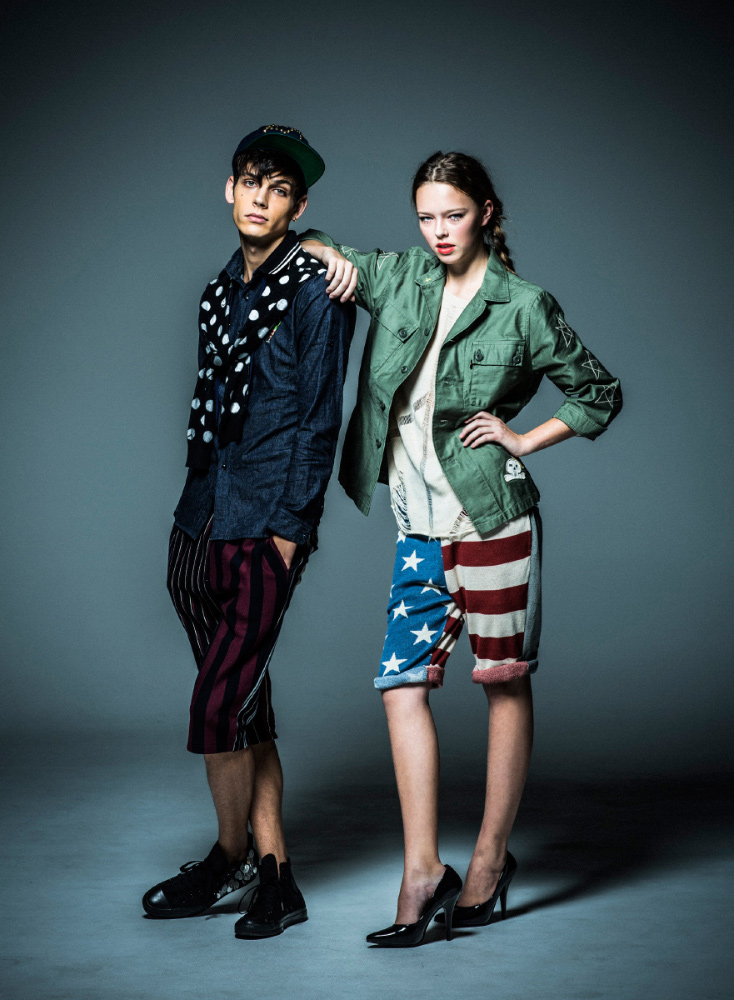 ARMED by Kan-Oh 2013 Spring Summer Collection (15)