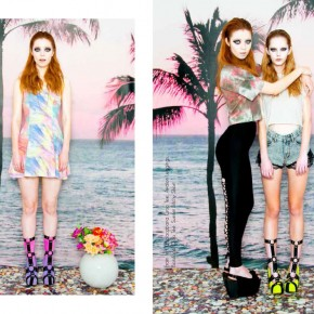 Bitching and Junkfood 2013 Spring Summer Collection (9)