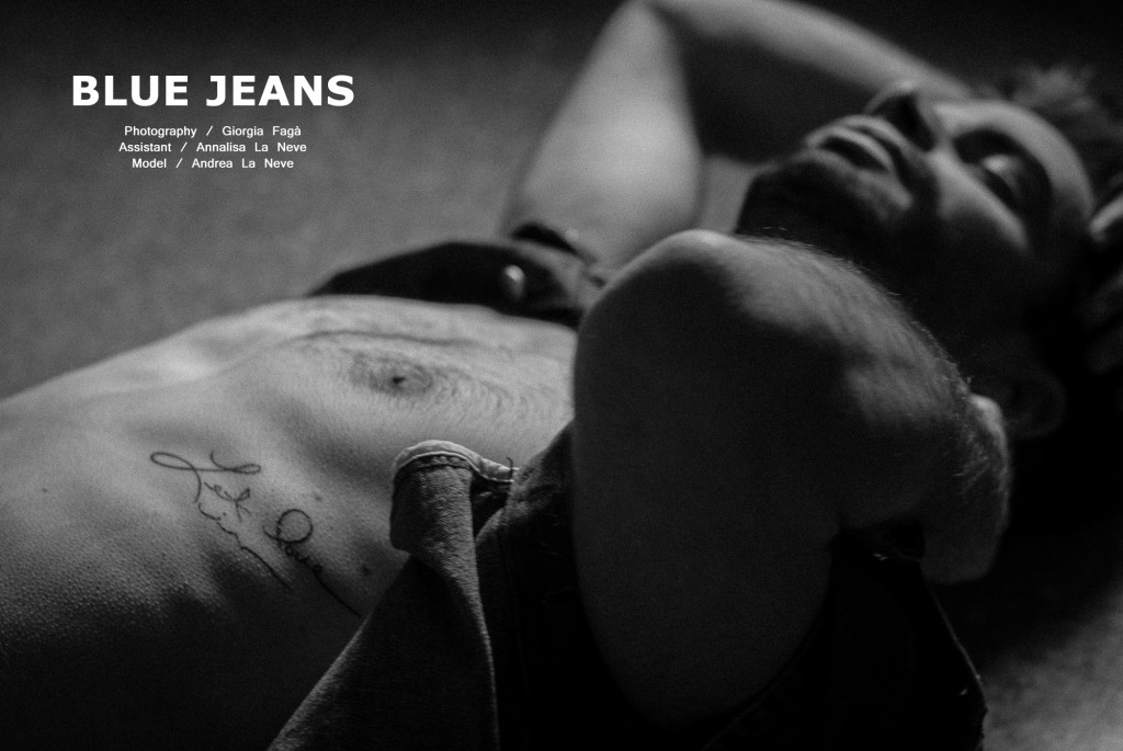 Blue Jeans by Giorgia Fagà for CHASSEUR Magazine