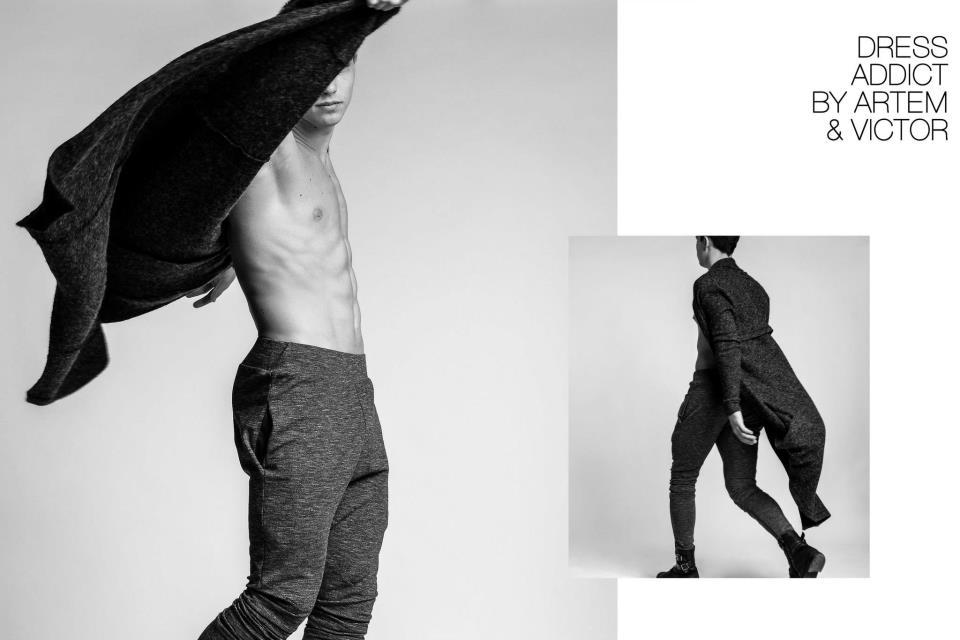 DRESSADDICT by Artem & Victor 2013 Autumn Winter Collection