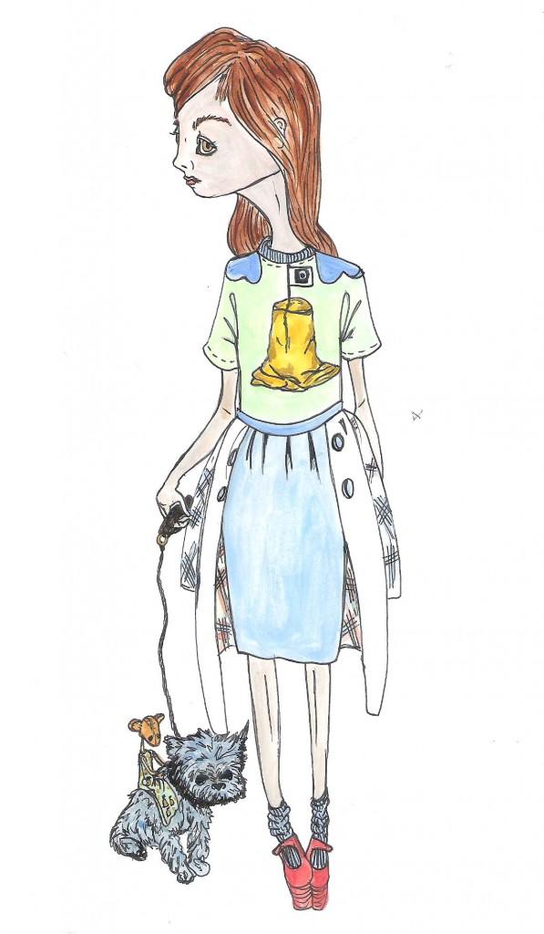 David Longshaw illustration