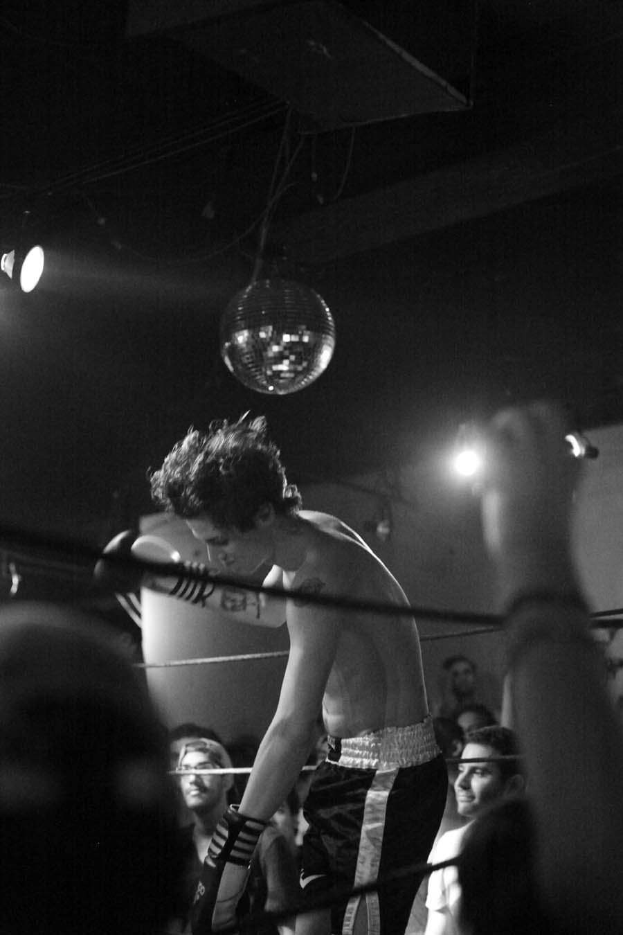 Friday Night Throwdown by Easton Schirra for © CHASSEUR MAGAZINE