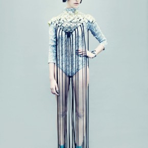 Jane Bowler Tessellate Autumn Winter 2013 Collection (11)