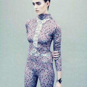 Jane Bowler Tessellate Autumn Winter 2013 Collection (13)