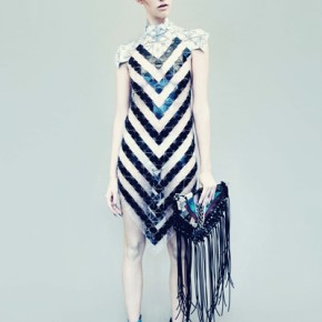 Jane Bowler Tessellate Autumn Winter 2013 Collection (2)