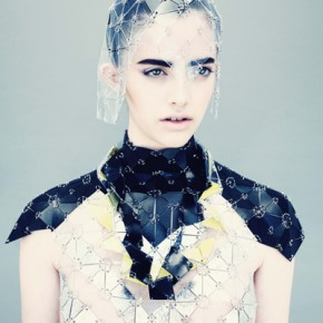 Jane Bowler Tessellate Autumn Winter 2013 Collection