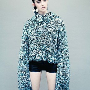 Jane Bowler Tessellate Autumn Winter 2013 Collection (9)