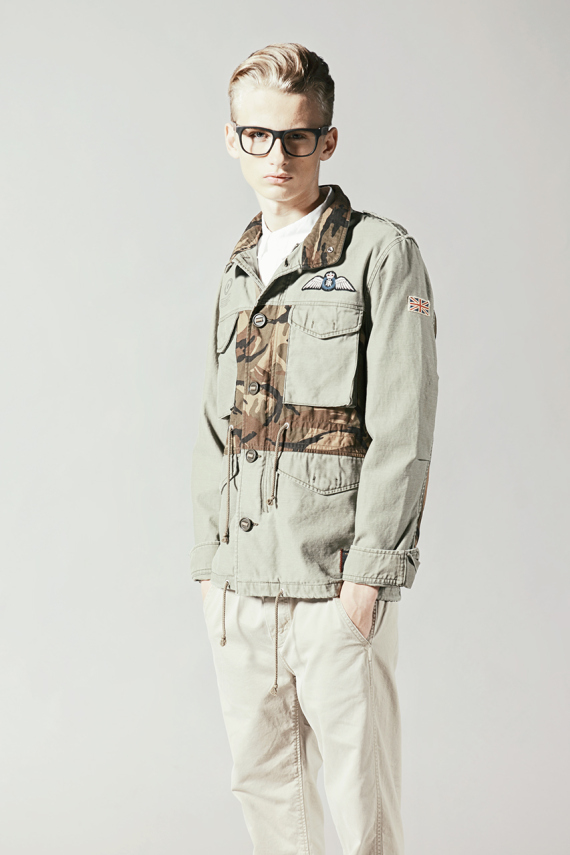 Luker by Neighborhood  2013 Spring Summer Collection (3)