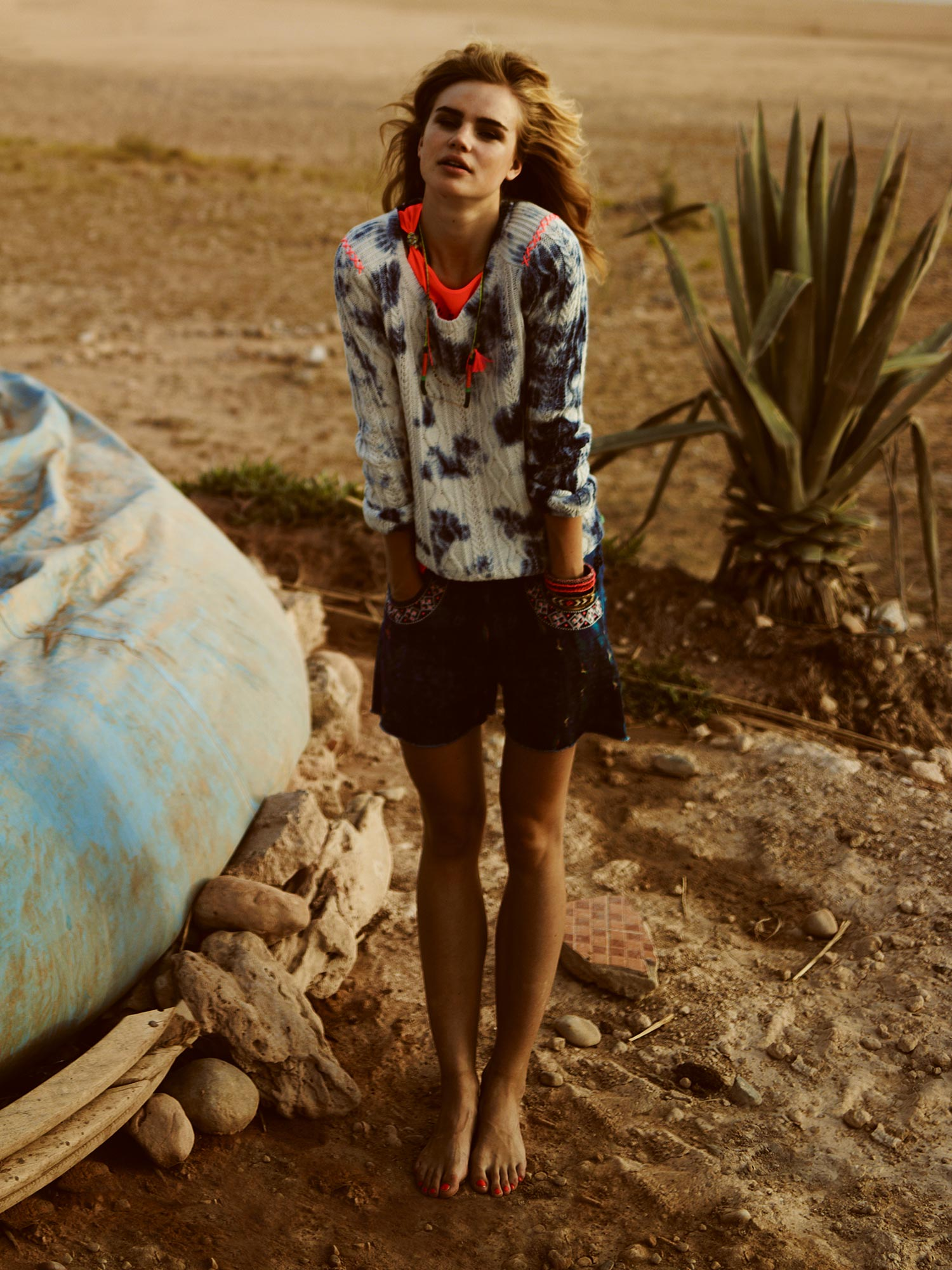 Scotch Soda 2013 S S Collection Chasseur Magazine