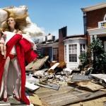 DAVID LACHAPELLE : SURREAL POP PHOTOGRAPHY