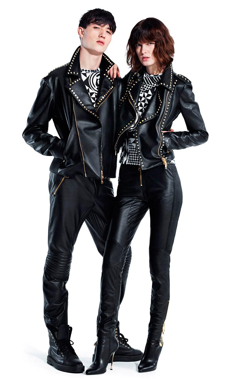 Versace X JW Anderson 2013 Versus Collection (5)
