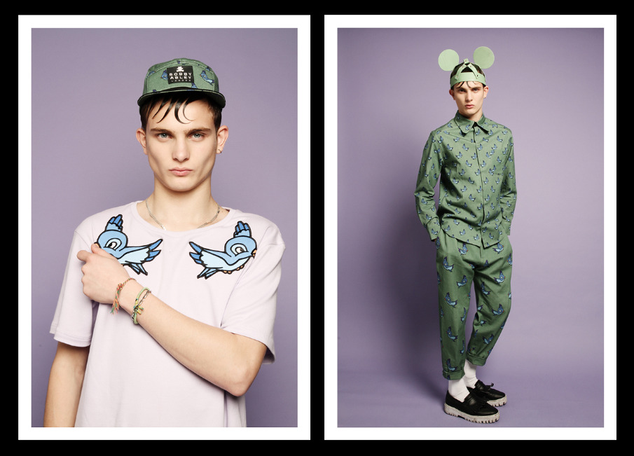 Bobby Abley 2013 Spring Summer 'WISHERY' collection