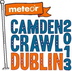 Camden Crawl Dublin 2013